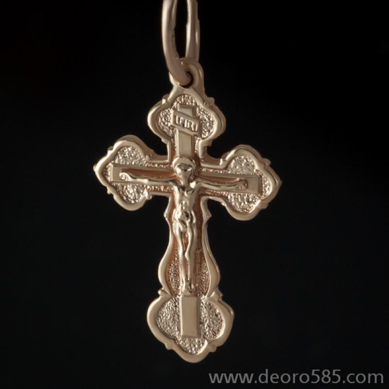 Золотой крест (код 10021)